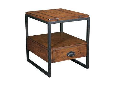 Hammary Furniture - Rectangular Drawer End Table - T2075222-00