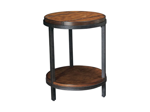 Hammary Furniture - Round End Table - T2075235-00