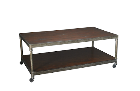 Hammary Furniture - Rectangular Cocktail Table - T3002000-00