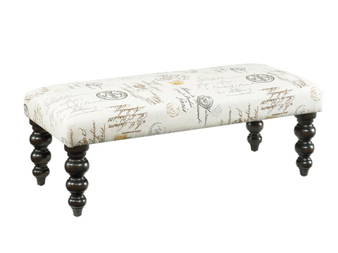 Hammary Furniture - Linen Bench - 090-304