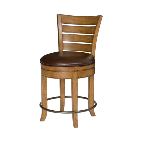 Hammary Furniture - Hidden Treasures Armless Pub Chair - 090-455