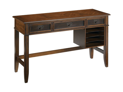Hammary Furniture - Mercantile Three Drawer Writing Desk - 050-940
