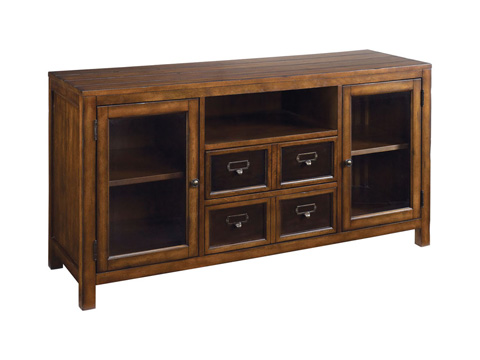 Hammary Furniture - Mercantile Entertainment Console - 050-946
