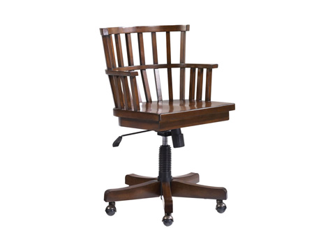 Hammary Furniture - Mercantile Wooden Office Chair - 050-948