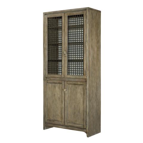 Hammary Furniture - Wine Cabinet - 090-694
