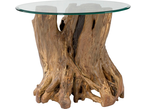 Hammary Furniture - Root Ball End Table - 090-556B/T