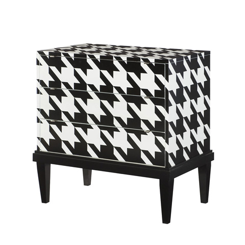 Hammary Furniture - Hounds Tooth Accent Cabinet - 090-747