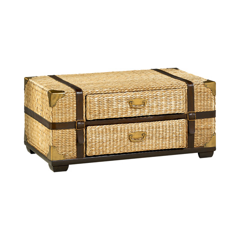 Hammary Furniture - Trunk Cocktail Table - 110-912