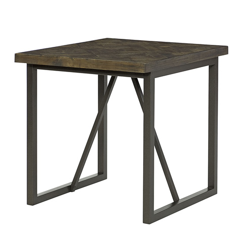 Hammary Furniture - Rectangular End Table - 440-915