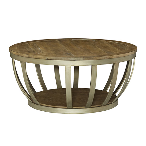 Hammary Furniture - Round Cocktail Table - 449-911