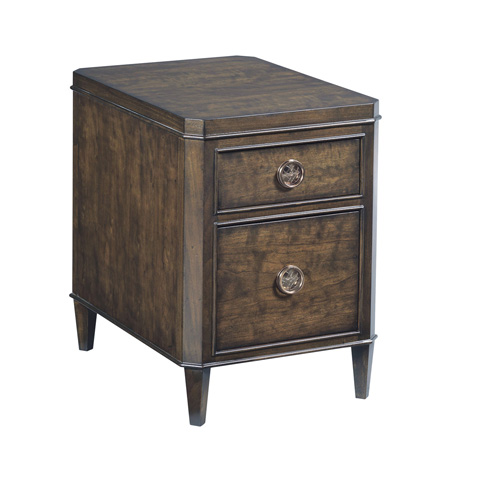 Hammary Furniture - Charging Chairside Table - 512-916