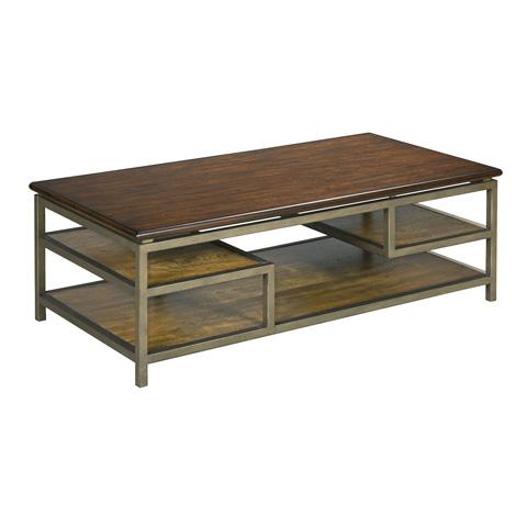Hammary Furniture - Rectangular Cocktail Table - 527-913