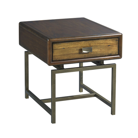 Hammary Furniture - Rectangular Drawer End Table - 527-915