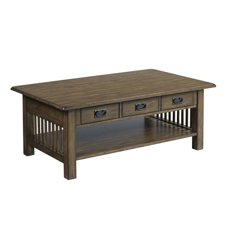 Hammary Furniture - Rectangular Cocktail Table - 569-910