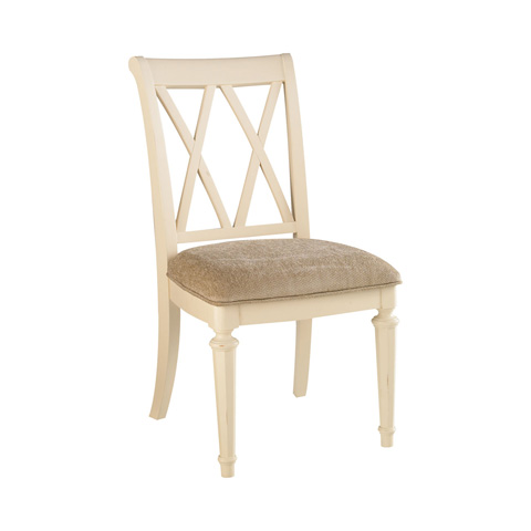 Hammary Furniture - Splat Back Side Chair - 920-636