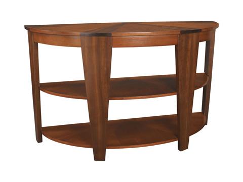 Hammary Furniture - Demilune Sofa Table - T2003489-00