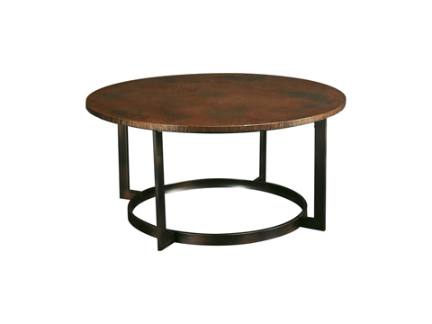Hammary Furniture - Round Cocktail Table - T2063205-00