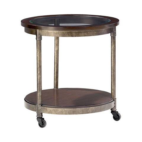 Hammary Furniture - Round End Table - T3002035-00