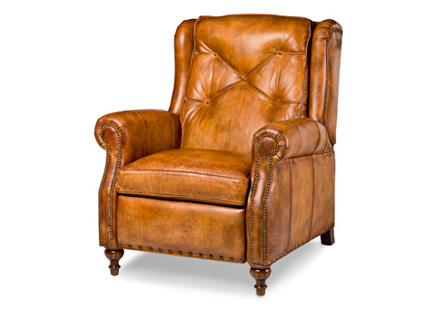 Hancock and Moore - Cross Moore Lounger - 7112