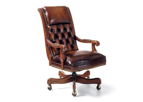 Hancock and Moore - Editorial Swivel Tilt Chair - 1583ST
