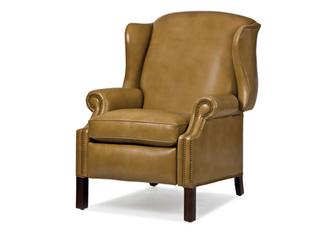 Hancock and Moore - Browning High-Leg Recliner - 1002