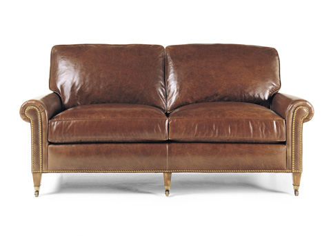 Hancock and Moore - Reserve Apartment Size Leather Sofa - 4152