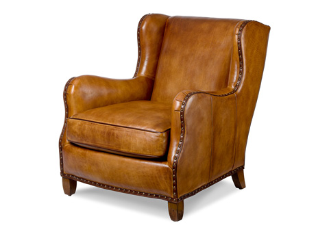 Hancock and Moore - Hargrave Leather Chair - 4775