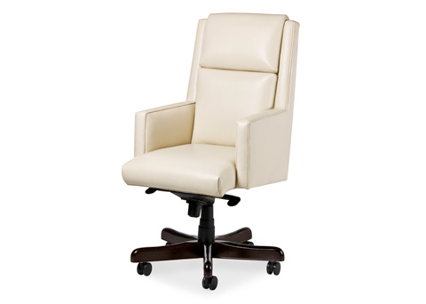 Hancock and Moore - Tomas Swivel Tilt Pneumatic Lift Chair - 5578ST-PL