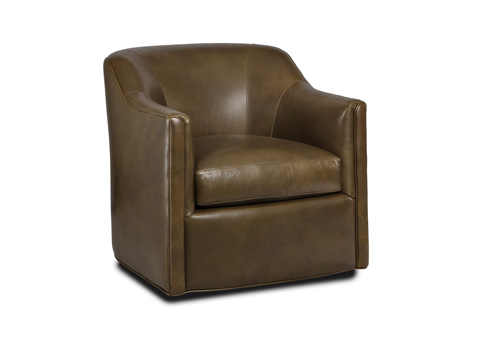 Hancock and Moore - Gordon Tight Back Swivel Chair - 5896G