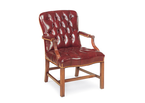 Hancock and Moore - Arnold Tufted Chair - 9068