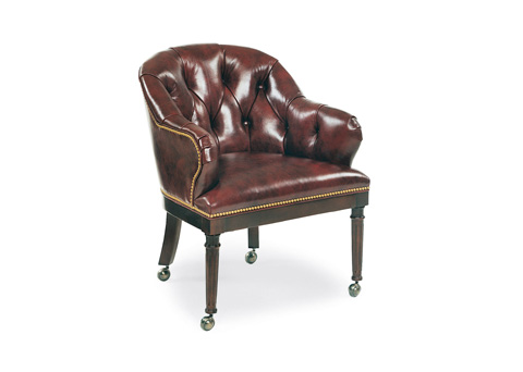Hancock and Moore - Grigsby Tufted Chair - 9476