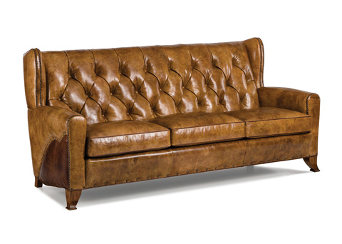 Hancock and Moore - Expedition Tufted Sofa - 5842-3-T