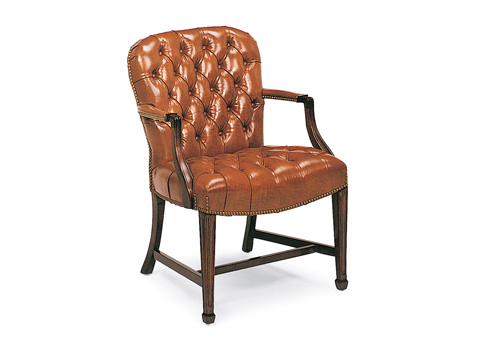 Hancock and Moore - Georgetown Tufted Side Chair - 8316