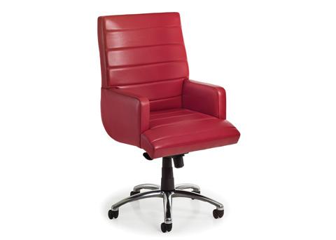 Hancock and Moore - Prominent Swivel Tilt Chair - 4748ST-PL