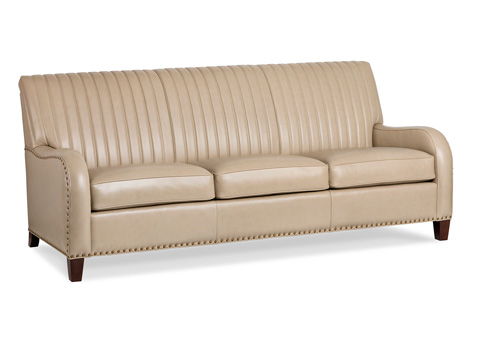 Hancock and Moore - Point Channel Back Sofa - 6073-3-CH