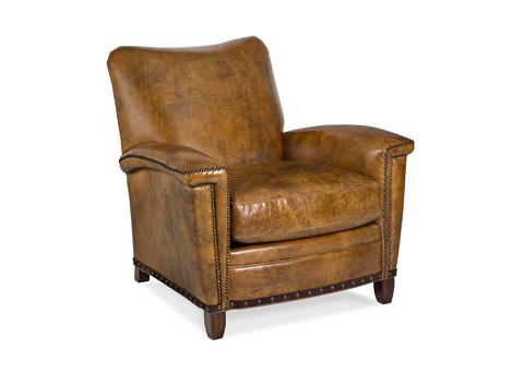 Hancock and Moore - Tulip Plain Back Club Chair - 6121-1-P