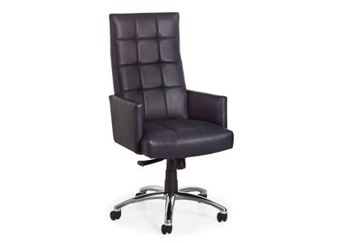 Hancock and Moore - Logic Swivel Tilt Chair - 6146ST-PL