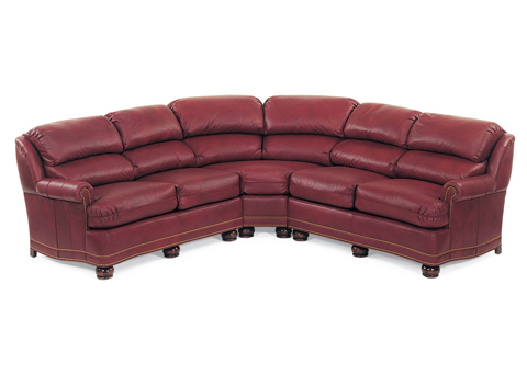 Hancock and Moore - Austin Sectional - 8133NBLAF/8133NBQR/8133NBRAF
