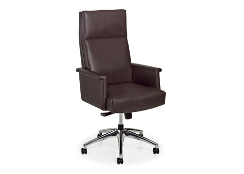 Hancock and Moore - Mentor Swivel Tilt Chair - 6217ST-PL