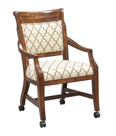 Harden Furniture - Loj Game Chair with Castered Feet - 1602