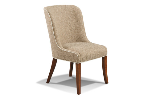 Harden Furniture - NuClassic Upholstered Side Chair - 412