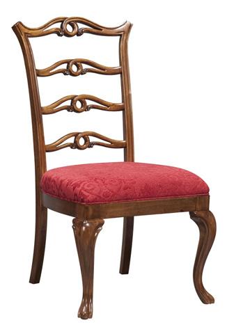 Harden Furniture - Decorative Ladder Back Side Chair - 505