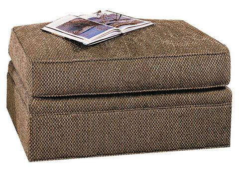 Harden Furniture - Phantom Foot Upholstered Ottoman - 6322-000