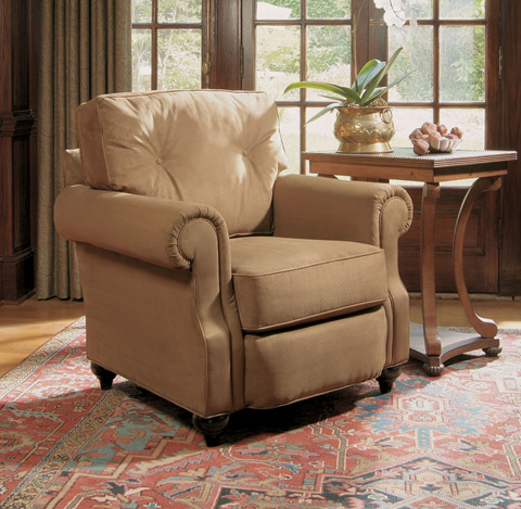 Harden Furniture - Loose Back Arm Chair - 6484-000