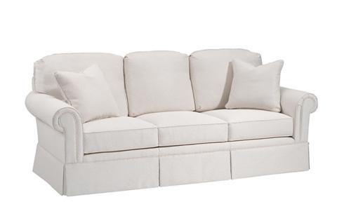 Harden Furniture - Pleated Panel Arm Sofa - 6510-085