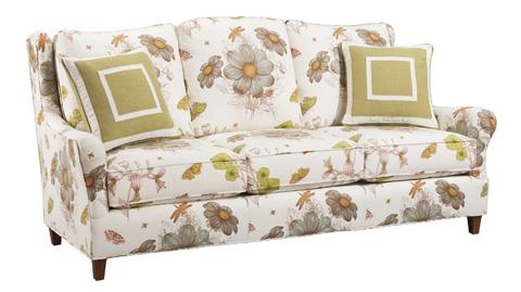 Harden Furniture - Three Seat English Sofa - 6512-084