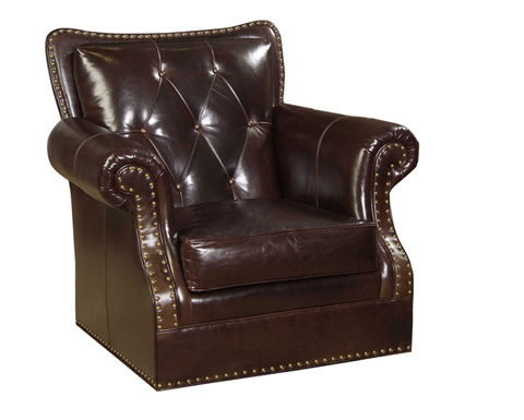 Harden Furniture - Tufted Back Lounge Chair - 7445-000