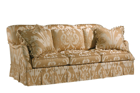 Harden Furniture - Skirted Upholstered Sofa - 7697-087