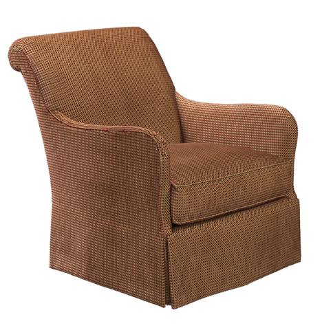 Harden Furniture - English Arm Swivel Chair - 8424-000