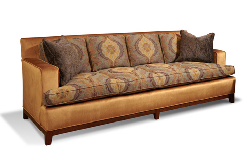 Harden Furniture - Spring Creek Bench Seat Sofa - 8659-098